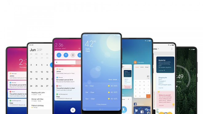 MIUI 11 Top Features