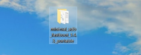 Extract Minimal ADB and Fastboot