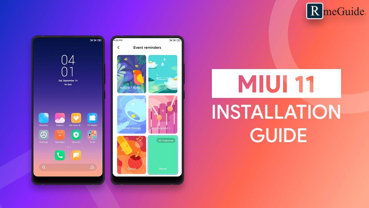 Install MIUI 11 On Any Android Device