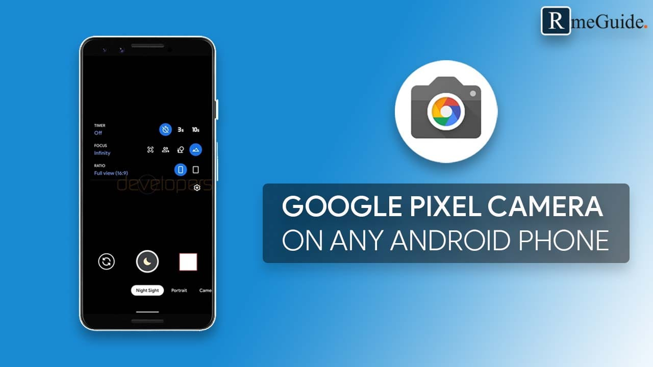 Install Google Camera On Any Android